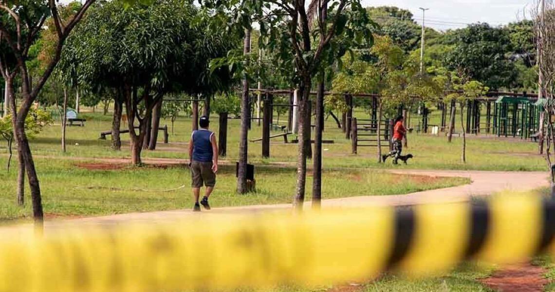 Defesa Civil do DF alerta: Evite fazer exercícios ao ar livre