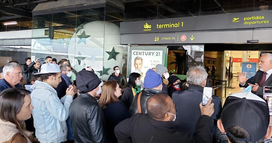 Brasileiras ficam isoladas em Portugal e   pedem ajuda para voltar ao Brasil