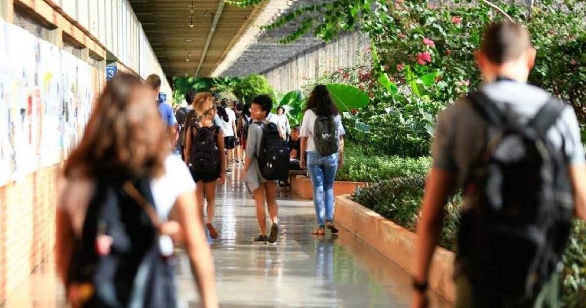 Coronavírus: UnB decide suspender o semestre acadêmico