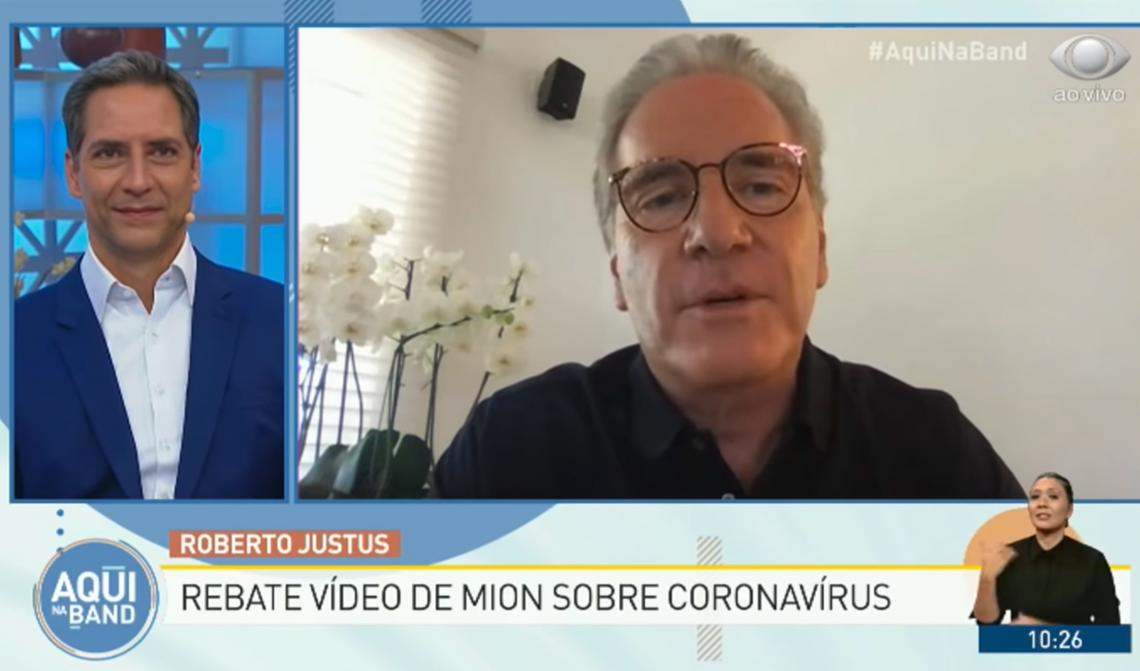 Roberto Justus: