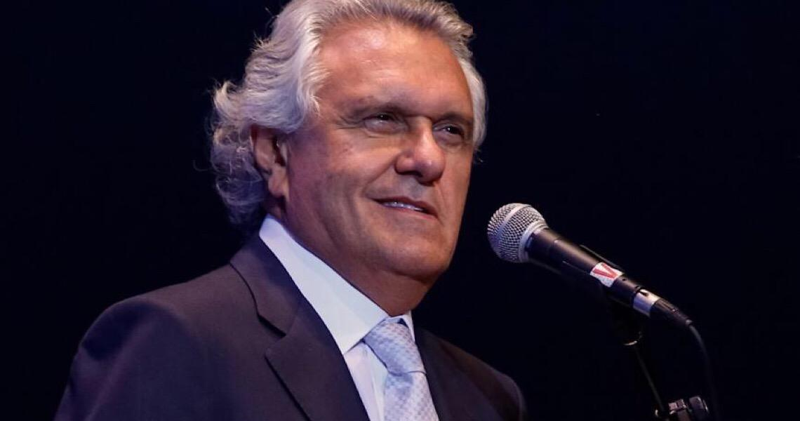 Ronaldo Caiado diz que rompeu com o governo; 'Não tem mais diálogo com esse homem'