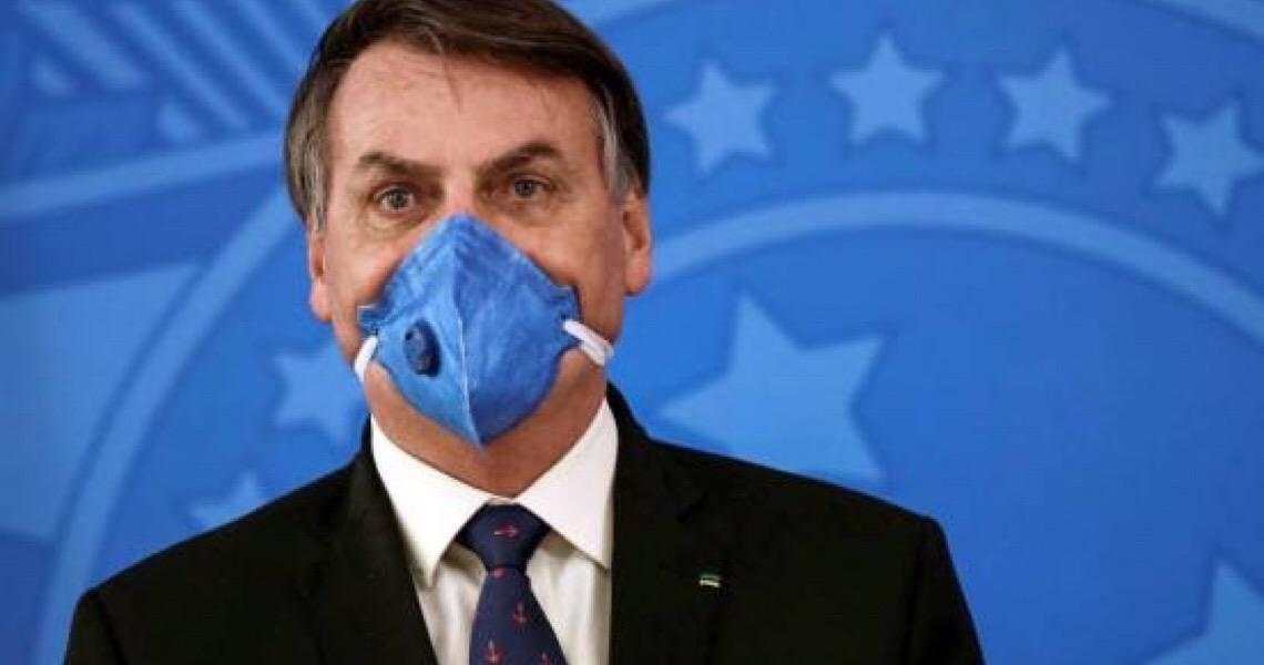 Segurança de Jair Bolsonaro está em estado grave com coronavírus