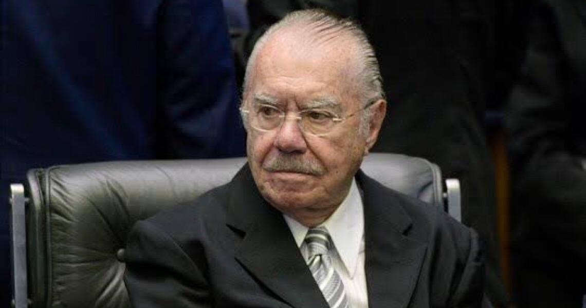 'Sem a vida humana nada se compra nem se vende', diz Sarney sobre Bolsonaro