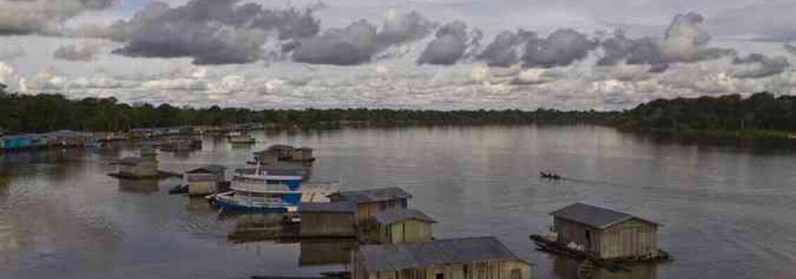 Medo do coronavírus chega aos povos indígenas da floresta amazônica