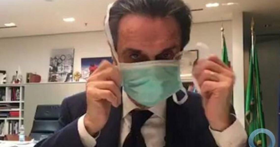 O alerta do governador italiano aos brasileiros