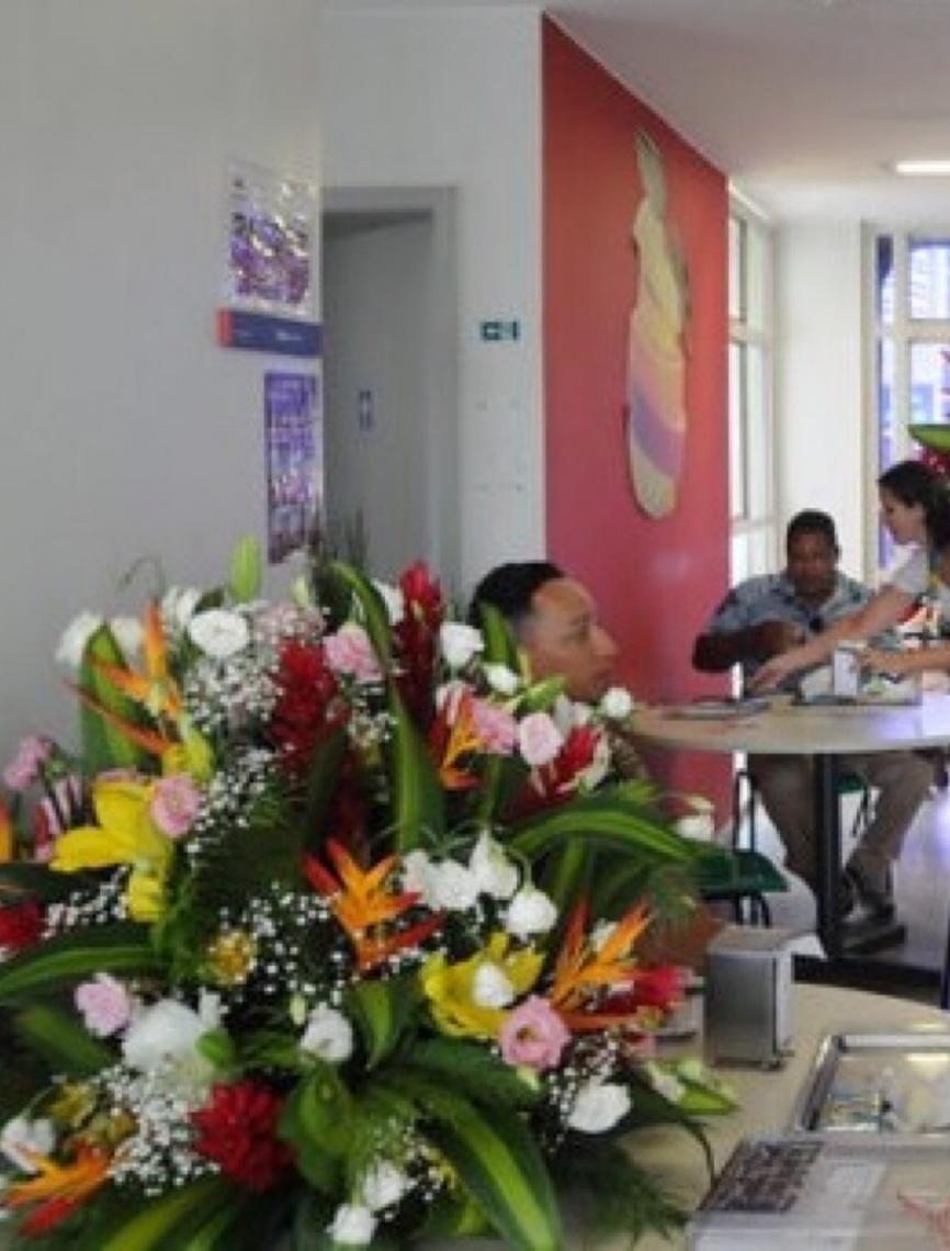 Emater-DF estimula delivery de flores para ajudar pequenos produtores