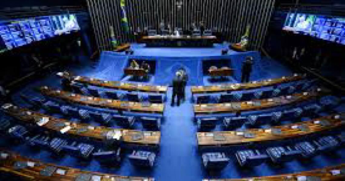 Em manifesto, Senado apoia isolamento e pede para pessoas ficarem em casa
