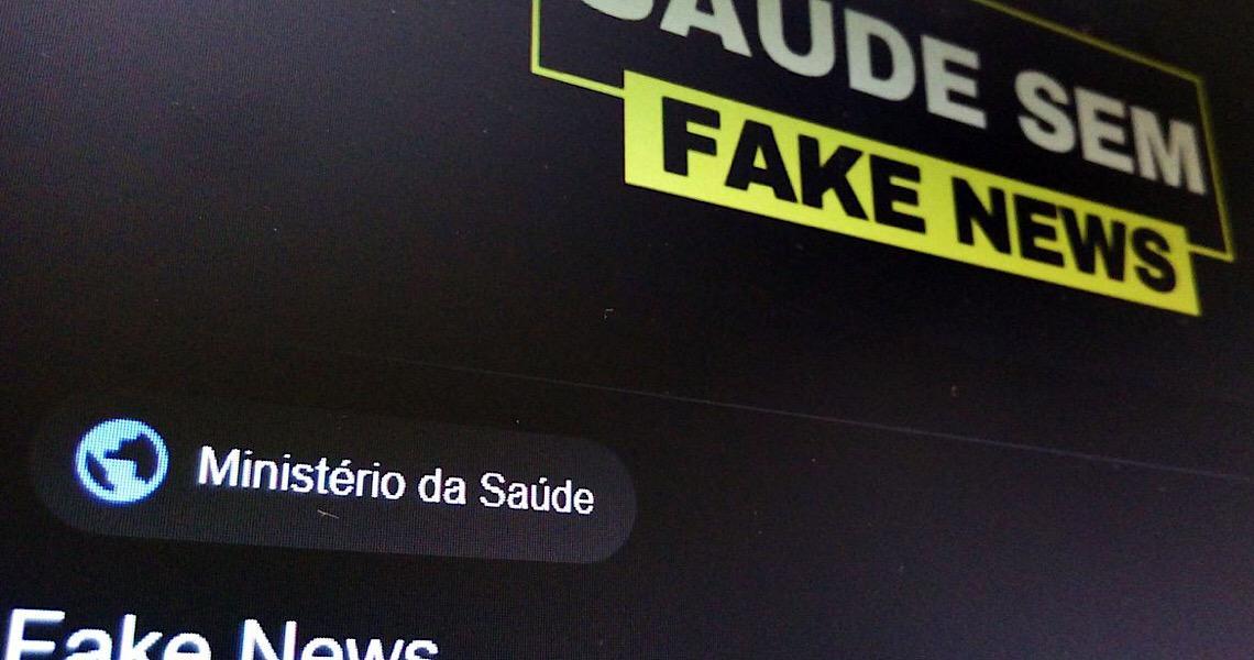 Diante de pandemia, população deve estar alerta sobre notícias falsas