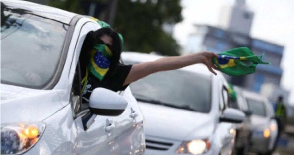 Depois de fracasso com 'o Brasil não pode parar', governo lança slogan 'ninguém fica para trás'
