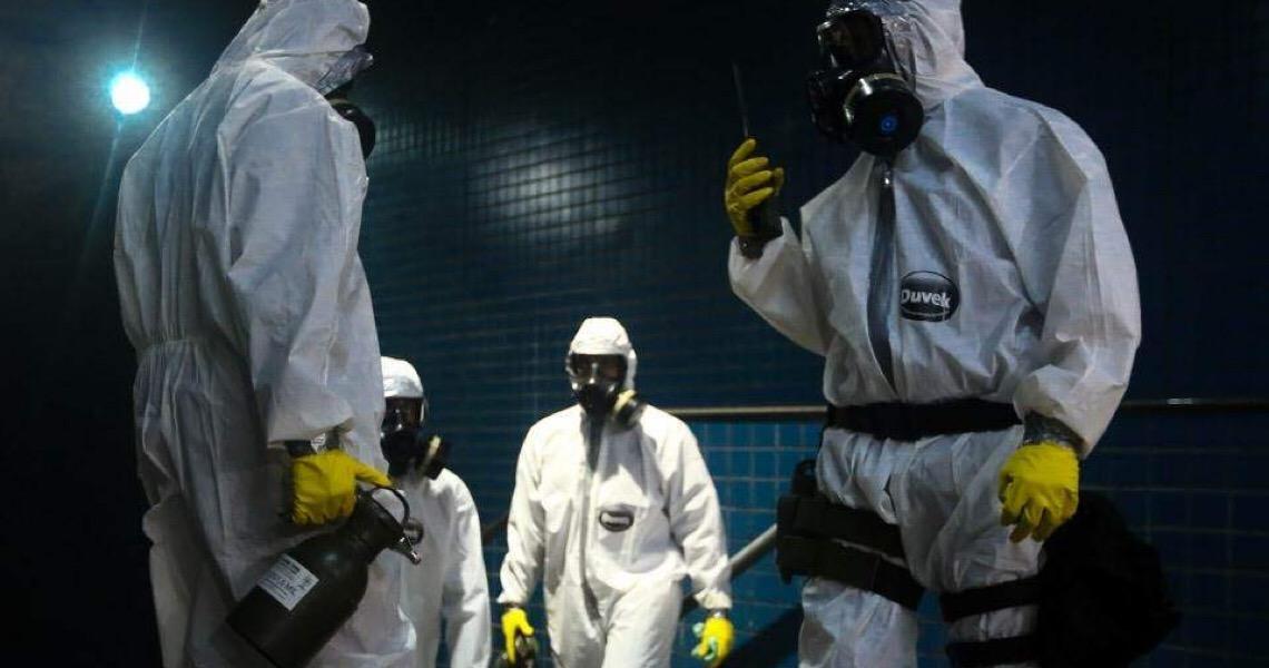 Casos de coronavírus no DF chegam a 377, com 14 situações graves