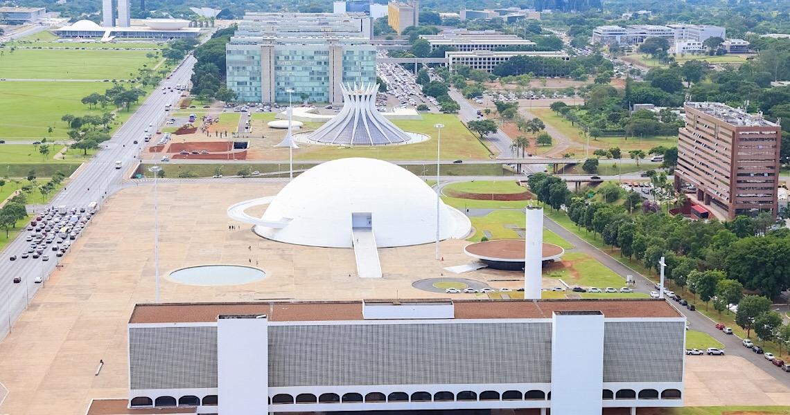 Biblioteca Nacional de Brasília faz campanha nas redes sociais para estimular o hábito da leitura