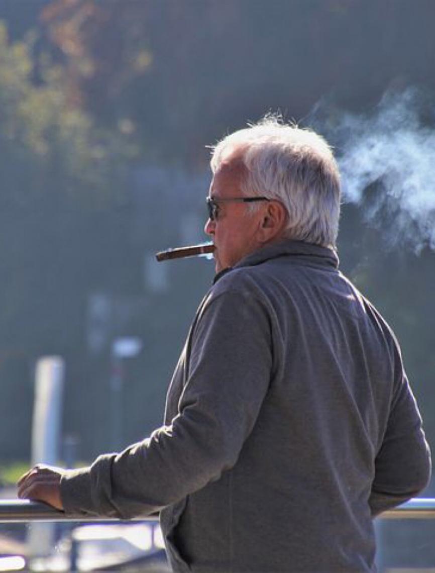Perguntas e Respostas: Entenda a relação entre tabagismo e os grupos de risco da Covid-19
