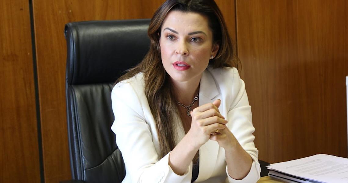 Marcela Passamani: 'Esse é um momento delicado para toda a população'