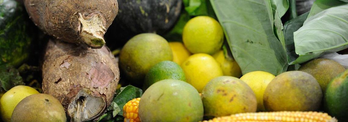 Metade de calorias consumidas por brasileiros vem de alimentos frescos