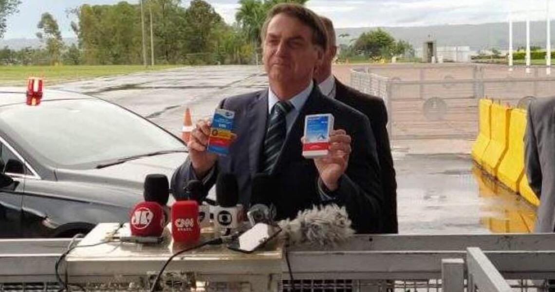 Empresário que produz a cloroquina é militante bolsonarista