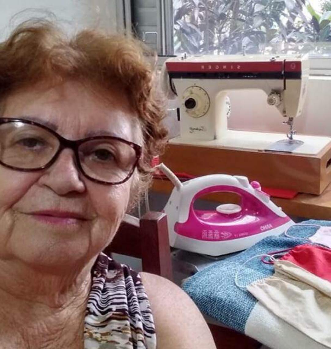 Moradores do DF fazem corrente para ajudar idosos na quarentena