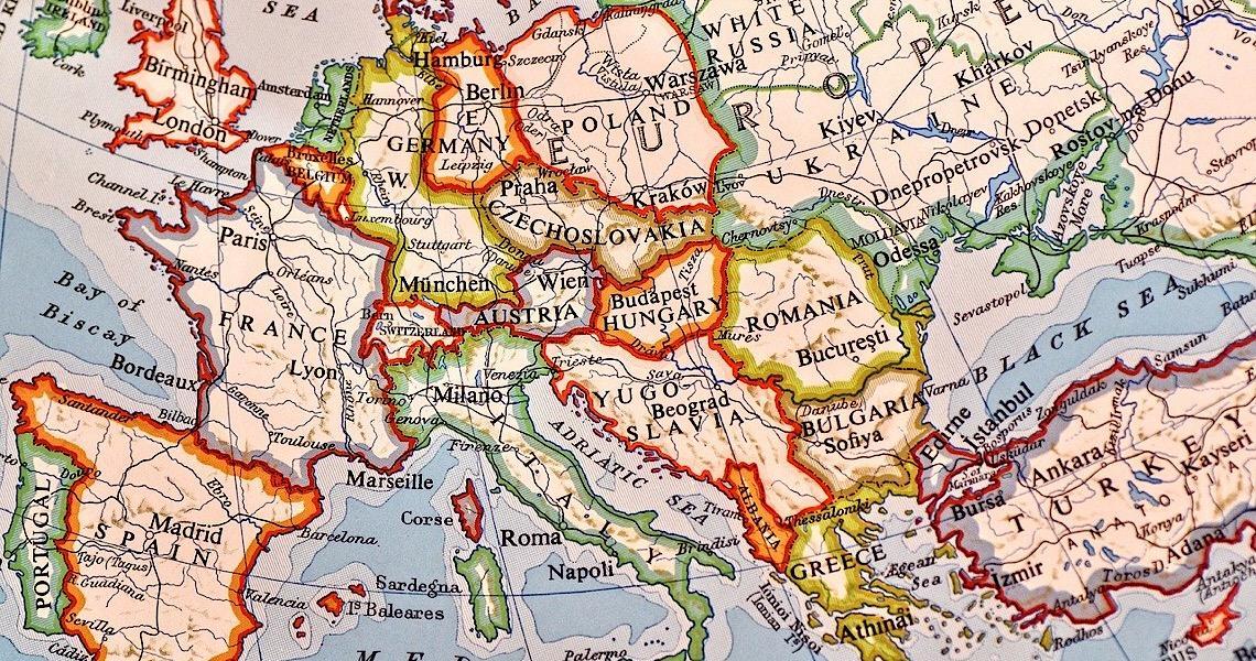 Bolsas da Europa reagem à queda de mortes na Itália e Espanha