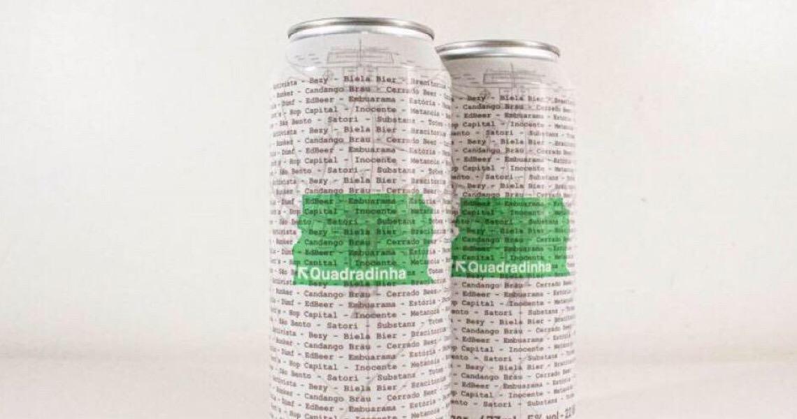 Cervejarias se unem para criar rótulo em homenagem a Brasília