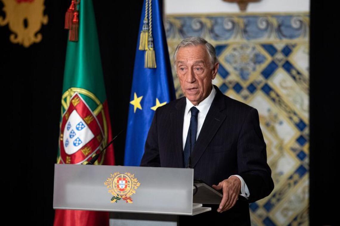 Portugal suspende estado de emergência a partir de 3 de maio