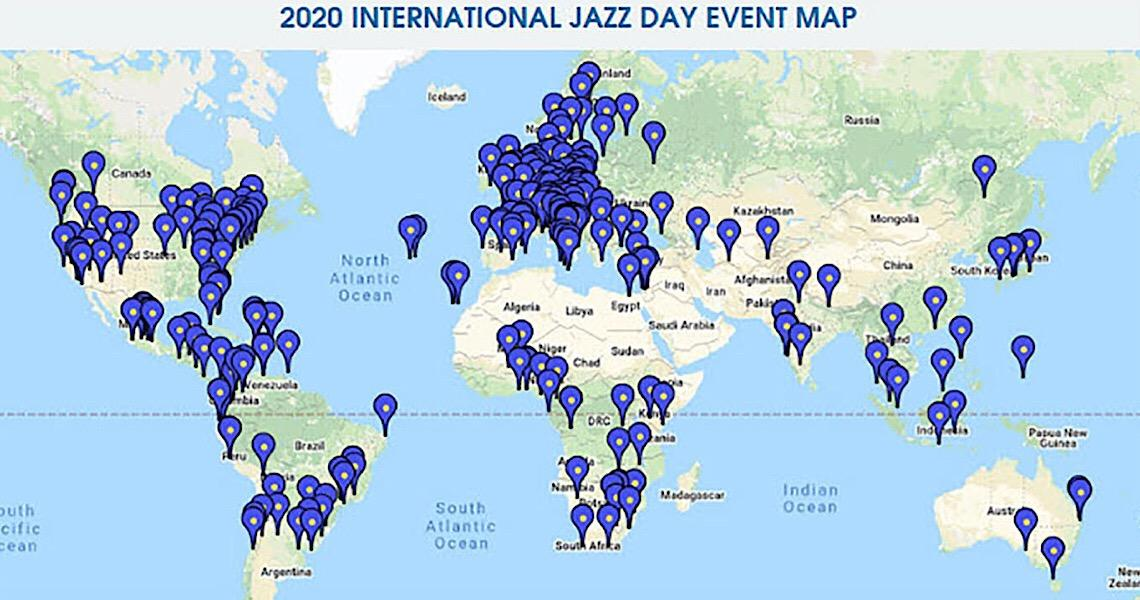 Celebração do Dia Internacional do Jazz 2020