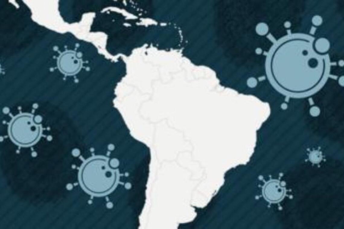 Brasil tem 96,5 mil casos de coronavírus e 6,7 mil mortes registradas