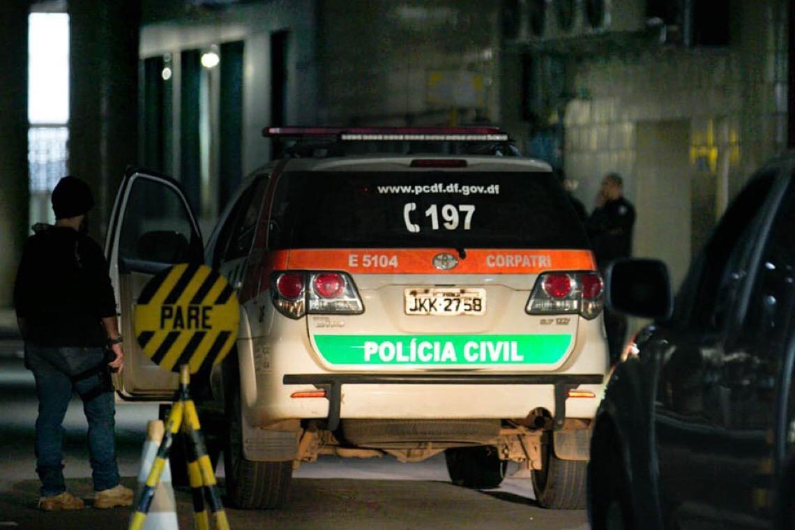 PCDF: Bando que desligava alarmes de bancos faturou R$ 3 mi com assaltos