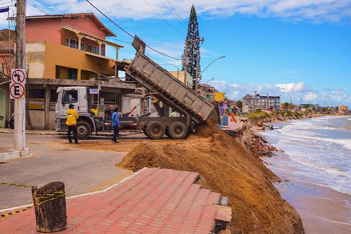 Planos para o litoral engavetados no ministério do Meio Ambiente
