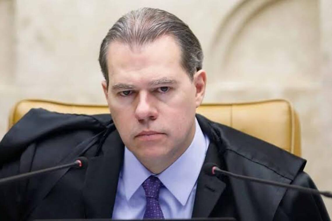 Em recado a Bolsonaro, Toffoli diz que divergência não pode levar a 'agressões ou ameaças ao STF'