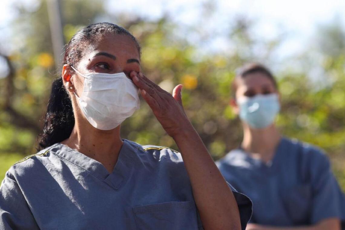 Covid-19: Brasil passa dos 135 mil casos confirmados