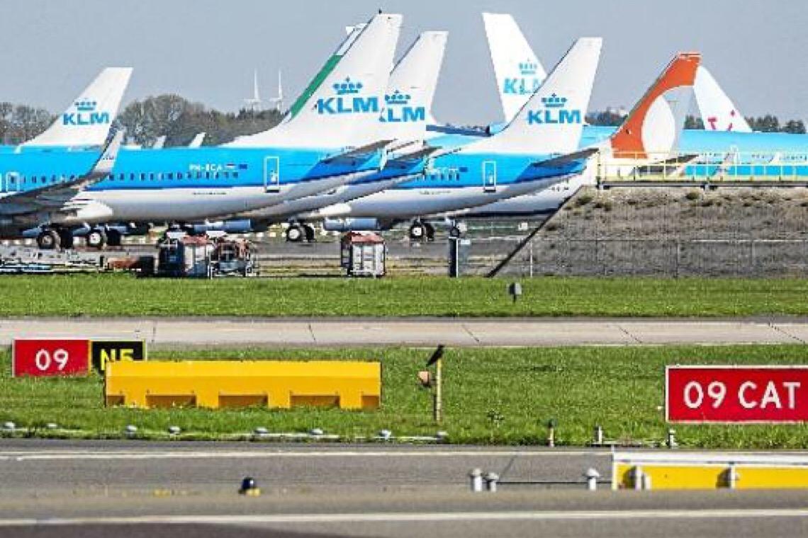 Companhias aéreas iniciam retomada
