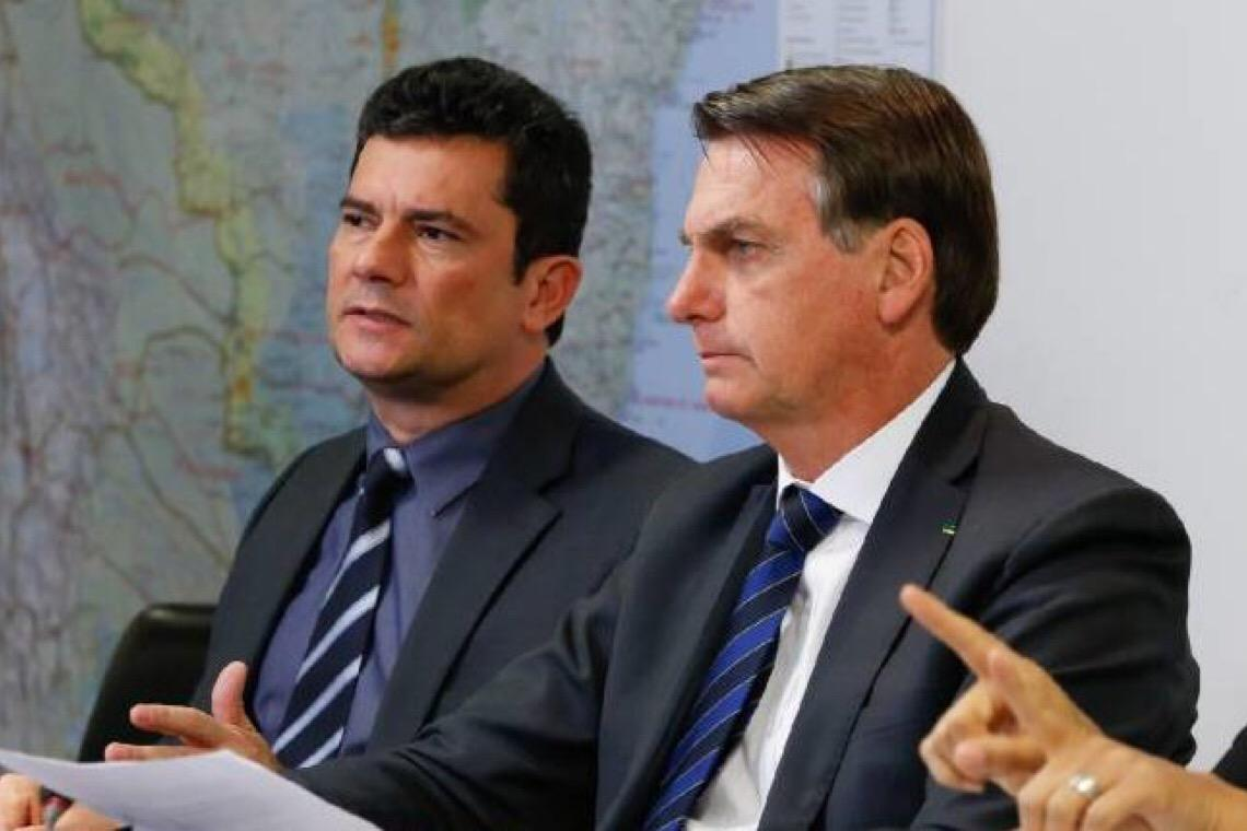 Sergio Moro tem o controle da situação e não sobra pedra sobre pedra