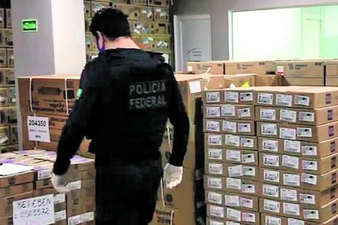 Suplente de Izalci e ex-secretário de Arruda é preso no DF por fraude no PA
