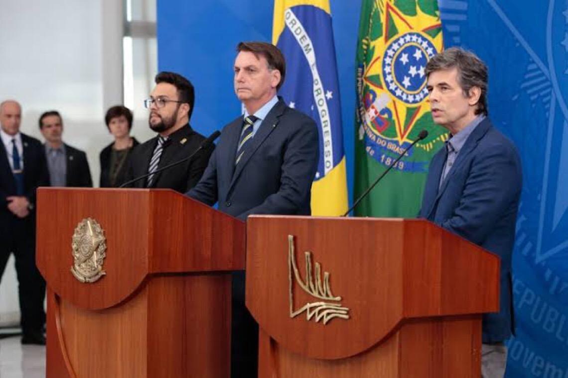 Ministros se mostram perplexos com segunda mudança na Saúde em plena pandemia
