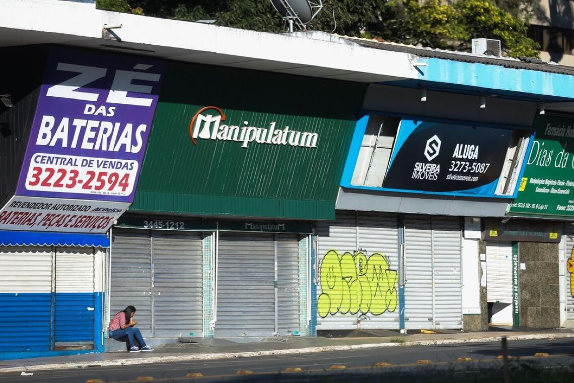 Comércio do Distrito Federal prepara nova etapa da reabertura escalonada de lojas nesta segunda
