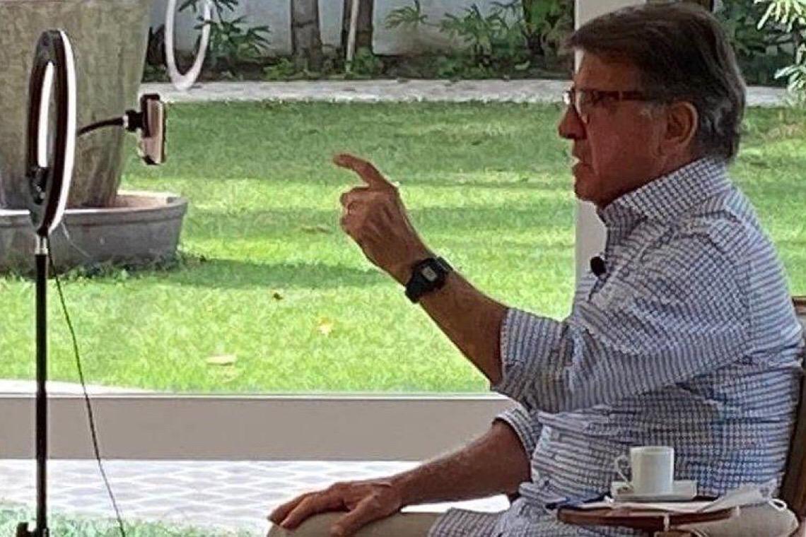 Paulo Marinho diz ter 'elementos que comprovam' relato sobre suposto vazamento da PF a Flávio