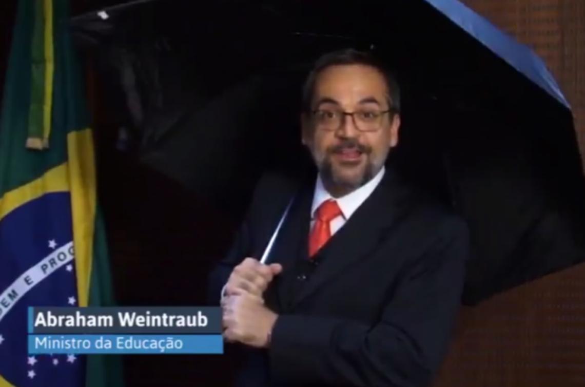 Weintraub afirma: 'Botava na cadeia esses vagabundos todos, começando pelo STF'