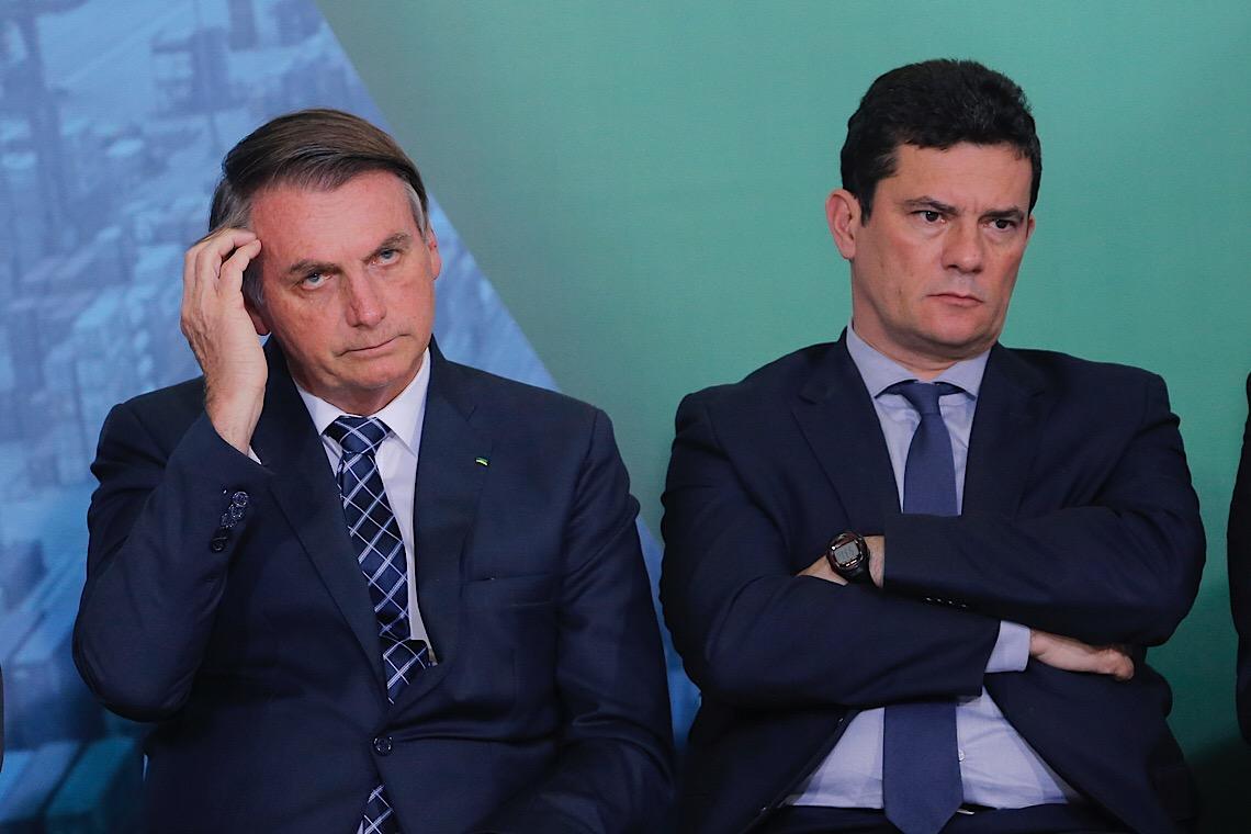 A chave para entender a demissão de Sergio Moro
