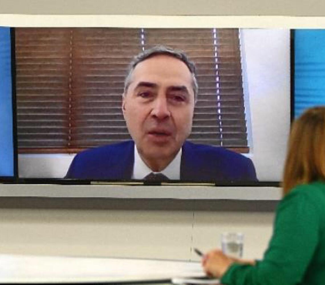 Roberto Barroso: Sanitaristas vão determinar dia da eleição