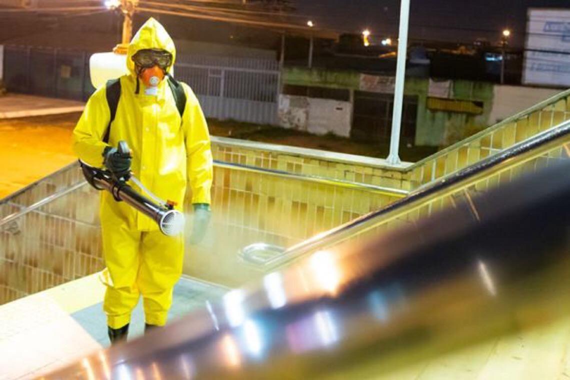 Brasil registra mais 363.211 casos e 22.666 mortes por coronavírus