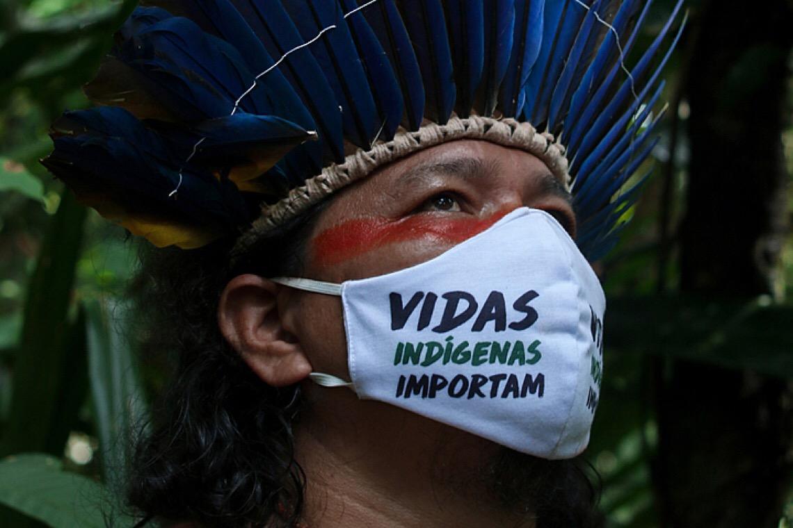 Programa Bem Viver: Pandemia expõe a fragilidade das políticas para povos indígenas