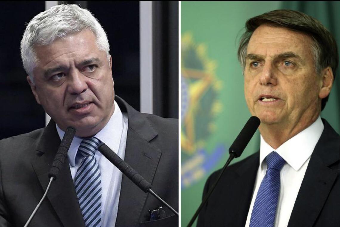 """Olímpio: """"Traidor, Bolsonaro defendeu o filho bandido na CPI da Lava Toga"""""""