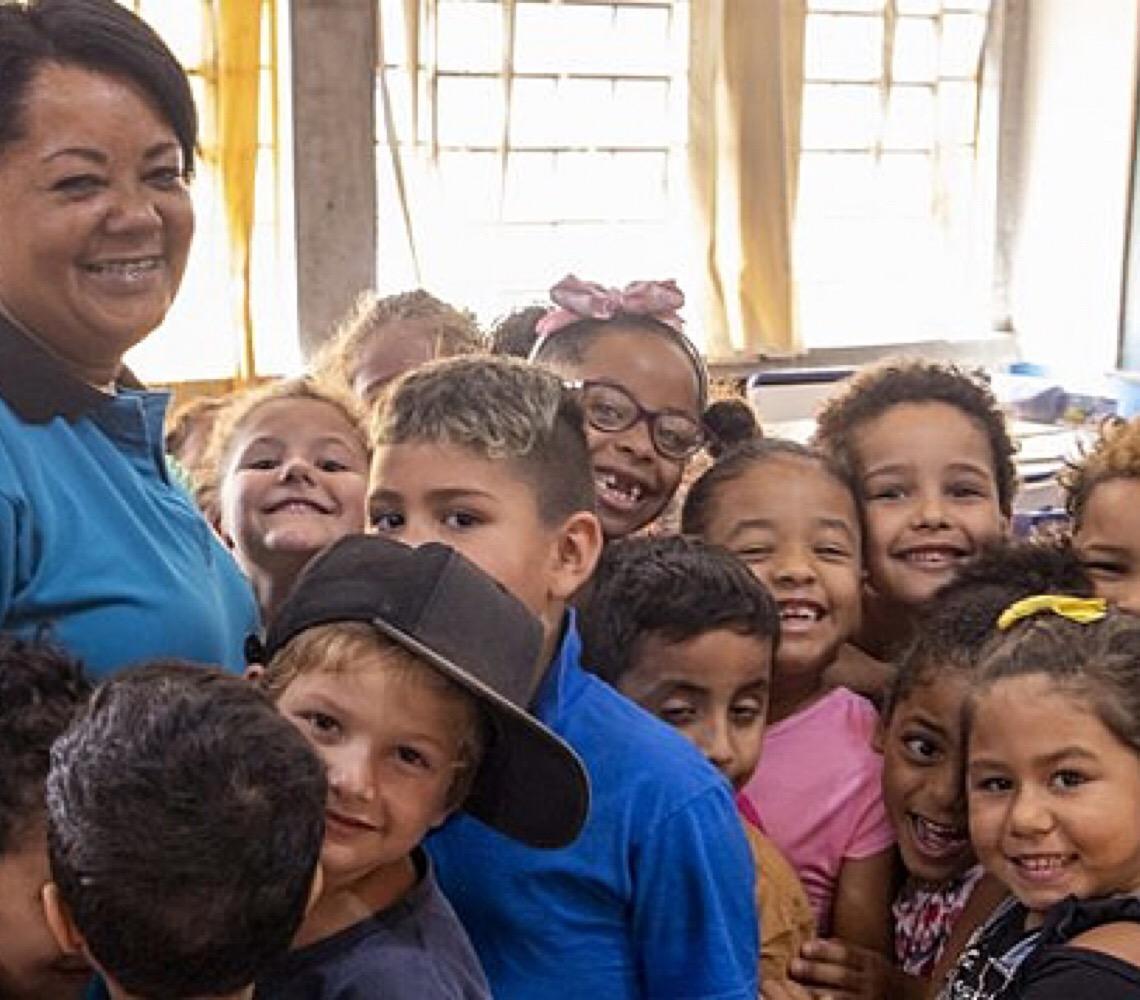 Escolas fechadas, vidas preservadas