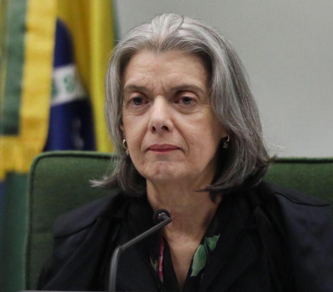Cármen Lúcia: Juízes não serão abalados por 'agressões eventuais'