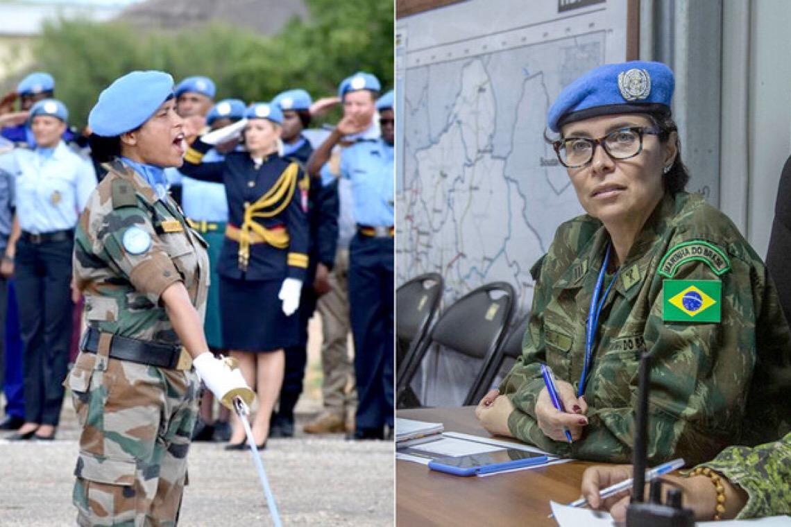 Brasileira e indiana recebem prêmio da ONU sobre igualdade de gênero