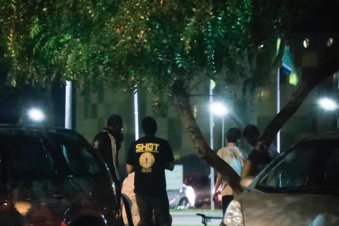 """Após ter """"QG"""" descoberto, 300 do Brasil se instala em outro ponto do DF"""