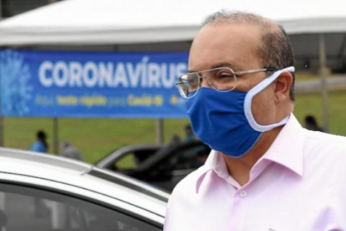 Ibaneis lança programa de socorro a empresas