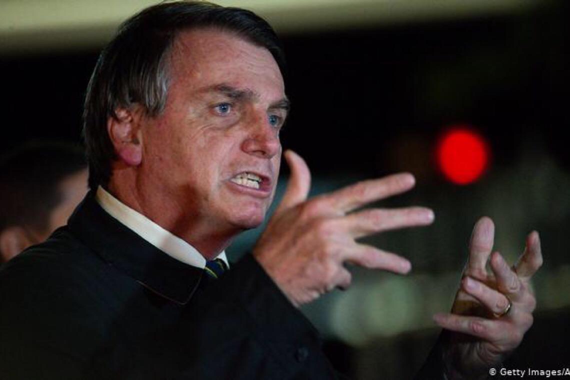 """""""Tudo aponta para uma crise"""", diz Bolsonaro sobre ações do Judiciário"""