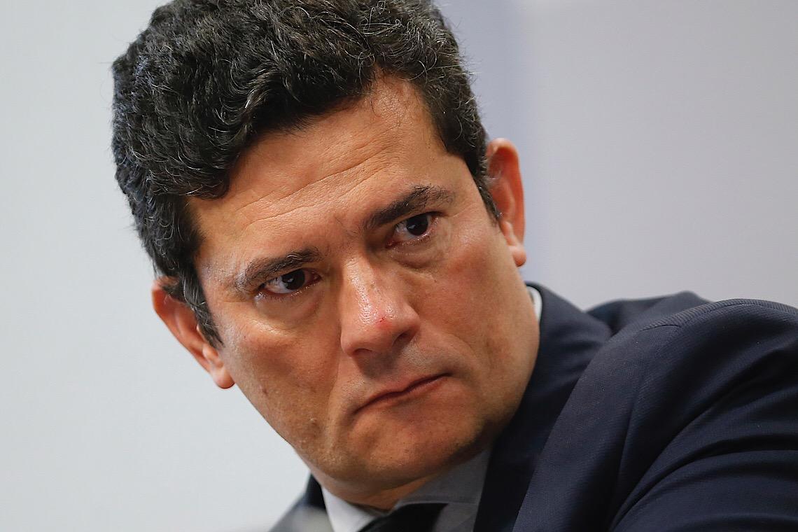 """Sergio Moro: """"Tão loucos mas, ainda bem, tão poucos"""""""