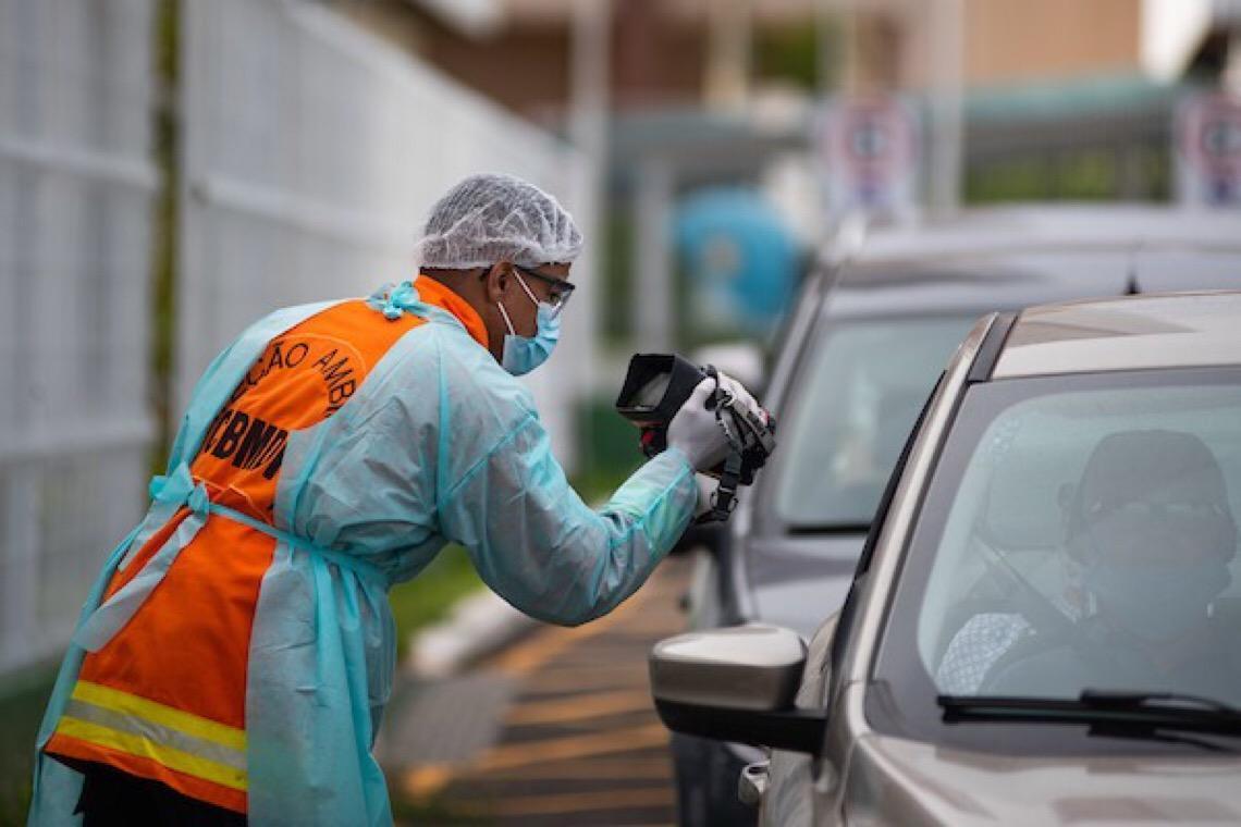 Brasil já tem mais de meio milhão de infectados por coronavírus