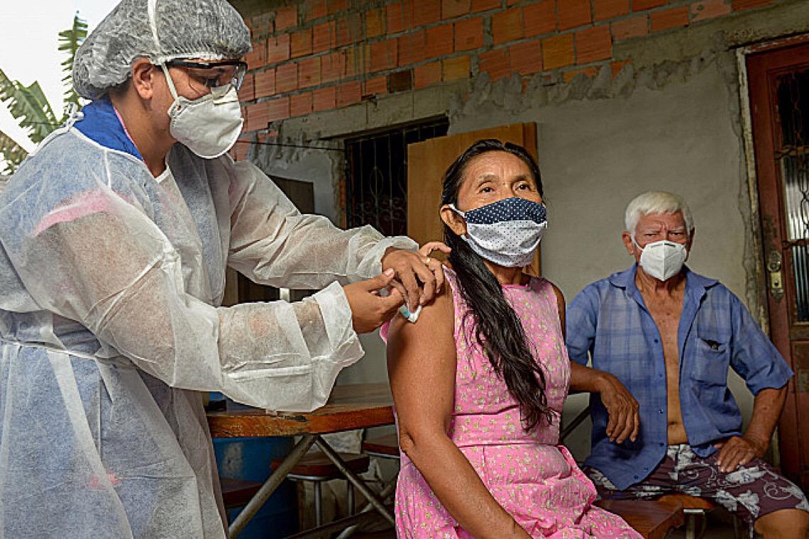 Campanha de vacinação contra a gripe é prorrogada até 30 de junho